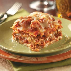 Top 10 Lasagna Recipes