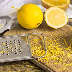 Easy Lemon Zest Substitutes