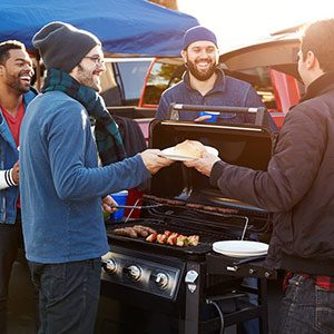 8 Things to Do at a Tailgate (That Aren't Drinking Beer)