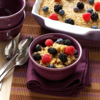 20 Grandma-Approved Oatmeal Recipes