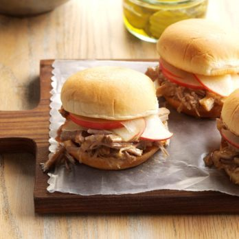 35 Slow Cooker Potluck Sandwiches That AREN'T Sloppy Joes!