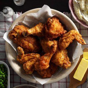 Best-Ever Fried Chicken 23240