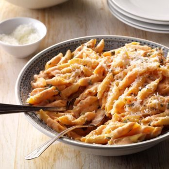 Low-Sodium Pasta Recipes for a Hearty, Healthy Meal