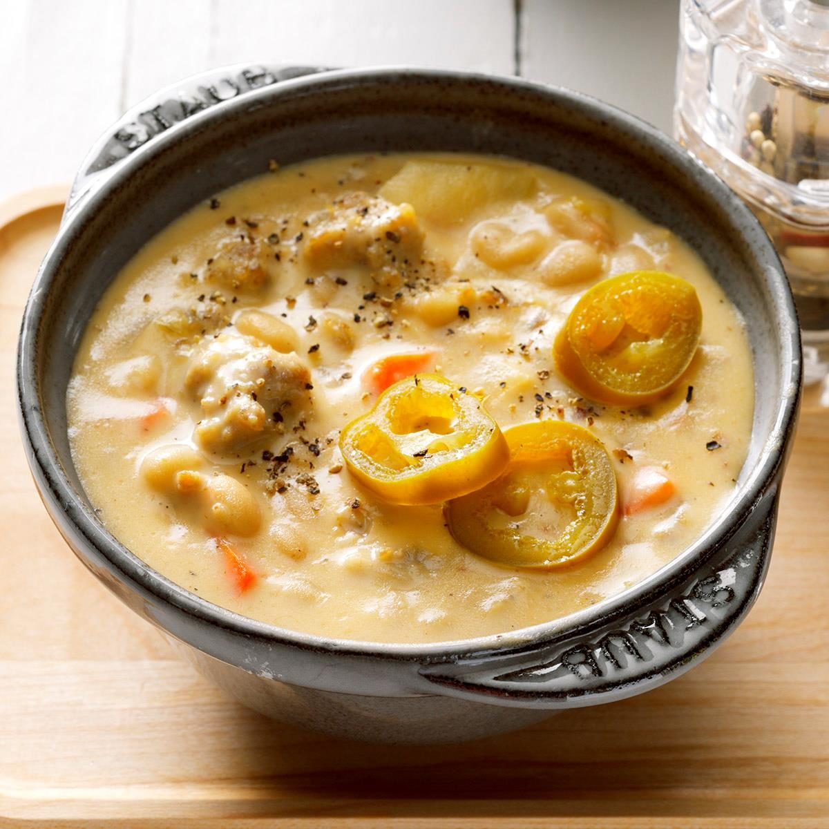 6 simple and incredibly delicious cheese soups