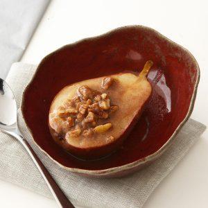 Butterscotch Pears