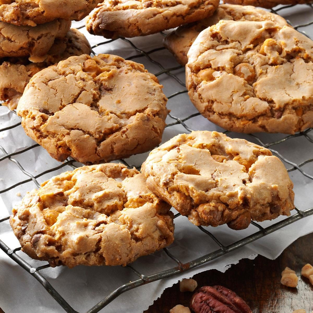 How to Make Our All-Time Best Toffee Chip Cookie Recipe