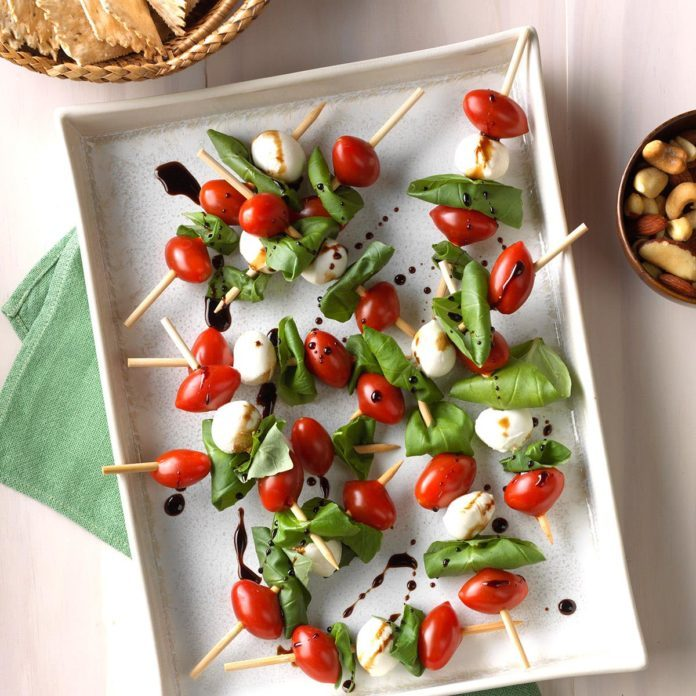 45 Easy Memorial Day Appetizers Ready in 15 Minutes