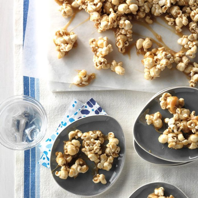 21 Popcorn Recipes for Party Time