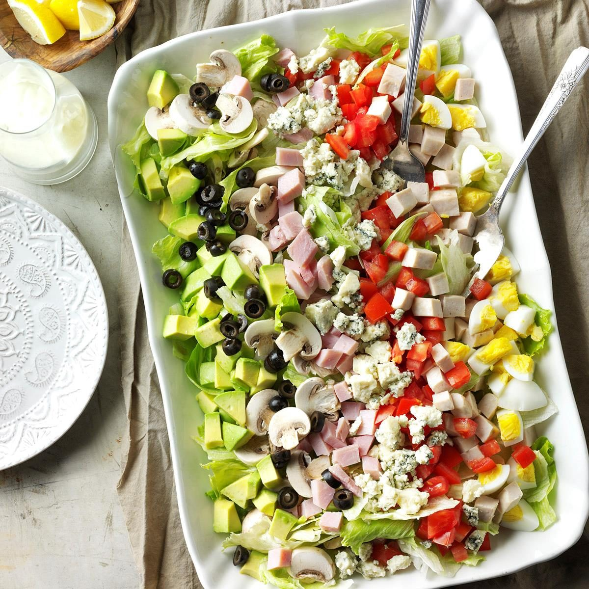 California Pizza Kitchen Cobb Salad Recipe