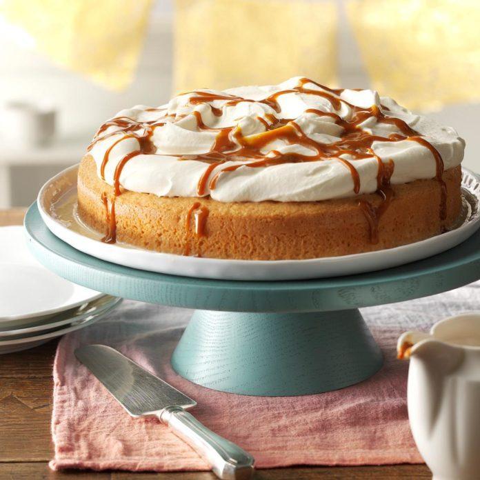 Birthday Cake Recipes Taste Of Home