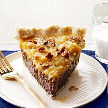 This German Chocolate Pie Is Even Better Than Its Namesake Cake