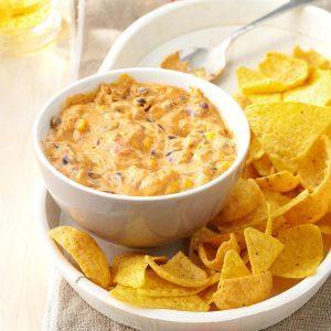 Corn Chip Chili Cheese Dip