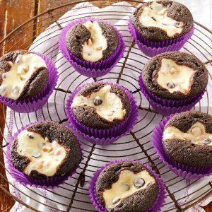 Cream Cheese Chocolate Cupcakes