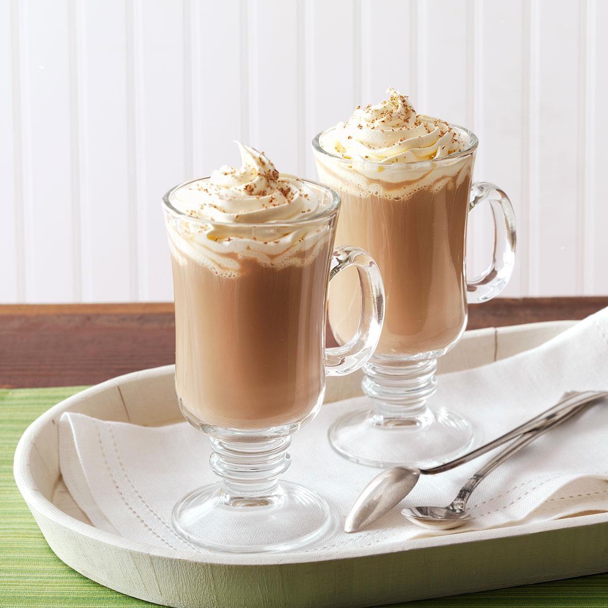 Creamy Irish Coffee