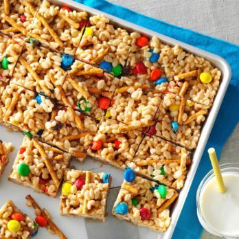Our Best Cereal Bar Recipes
