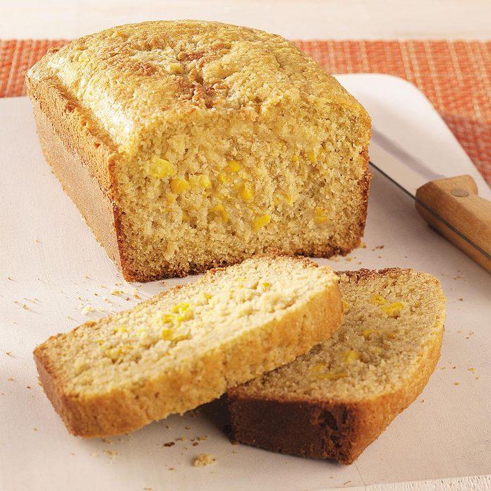 Double corn bread