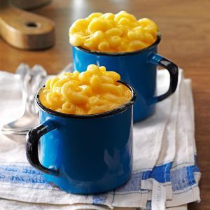 Easy Slow Cooker Mac & Cheese