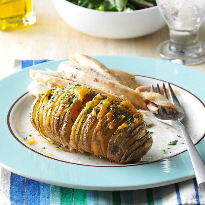 24 Delish Baked Potato Recipes