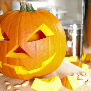 History Lesson: Why Do We Carve Pumpkins?