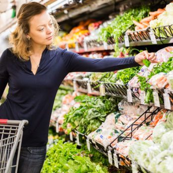 The Real Reason Your Grocery Store Sprays the Produce