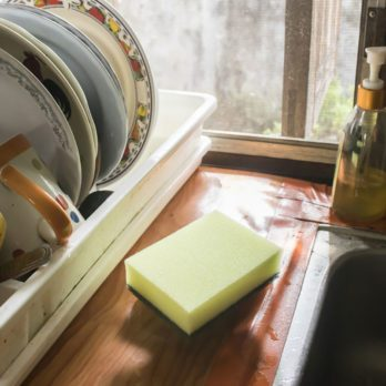 How to Clean a Sponge—Because It's Really, Really Dirty