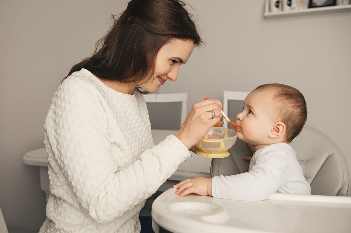 when can babies have peanut butter taste of home. Black Bedroom Furniture Sets. Home Design Ideas