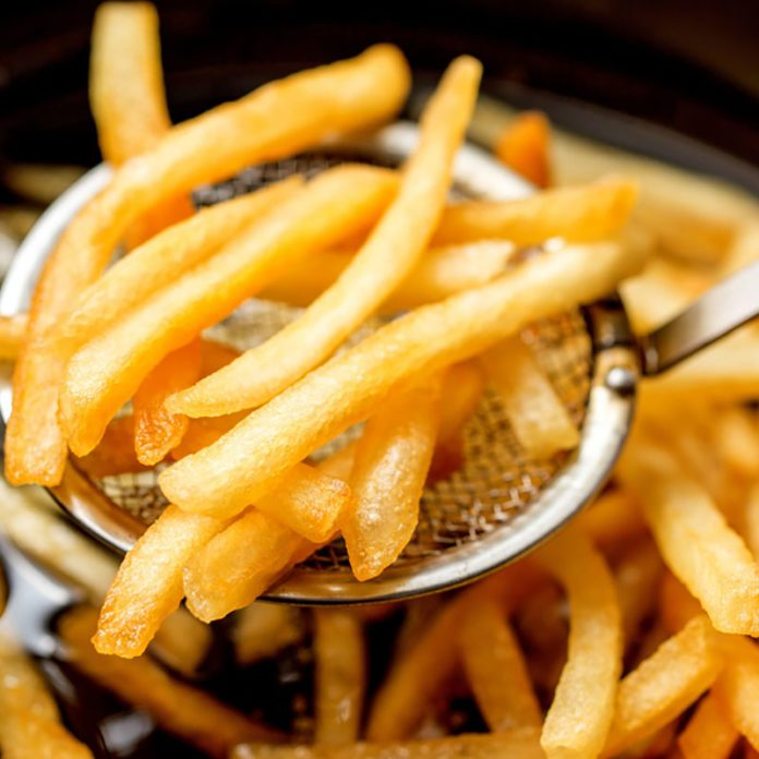 This Restaurant Serves the Unhealthiest Fries in America