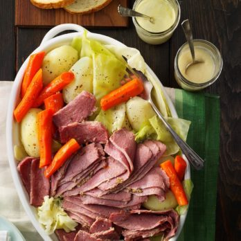 This Is Grandma's Secret for Perfect Corned Beef and Cabbage