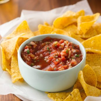 How to Make Salsa as Good as a Mexican Restaurant