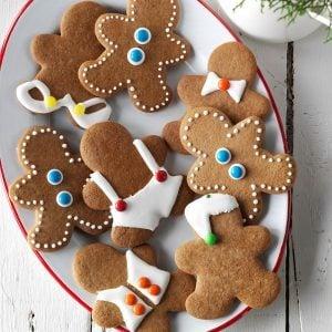 Gingerbread Men Cookies 36941
