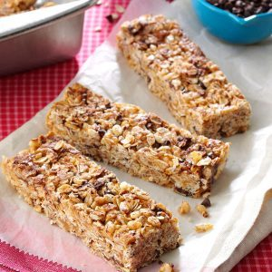 Inspired by: Quaker Chewy Granola Bars