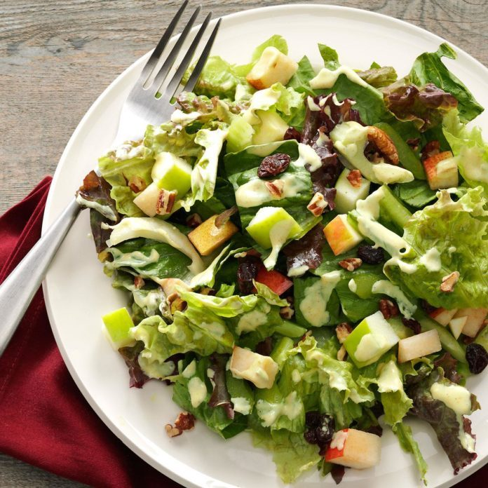 40 Fall Salads Recipes for Your Next Potluck