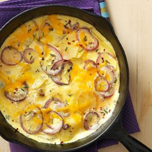 Herb Breakfast Frittata