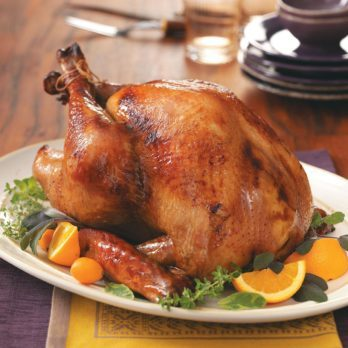 How to Smoke a Turkey