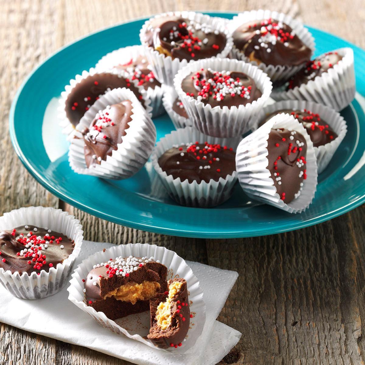 Peanut Butter Dessert Recipes: 10 Delicious Candy Bar Copycat Recipes