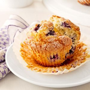 Inspired by: Blueberry Muffin