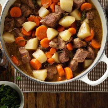 How to Make a Traditional Irish Guinness Stew