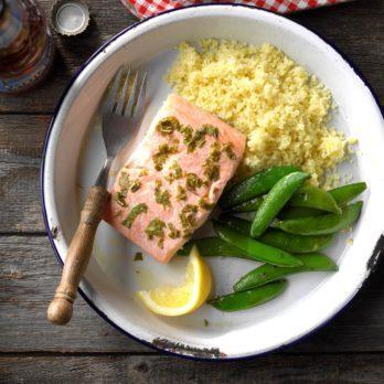 55 Healthy Spring Recipes