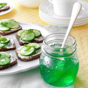 Lime Mint Jelly