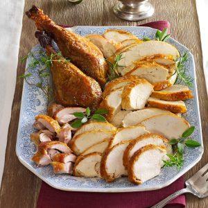 Make-Ahead Turkey and Gravy