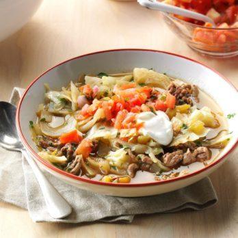 35 Satisfying Low-Carb Soups