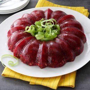 Molded Cranberry-Orange Salad