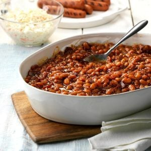 New England Baked Beans