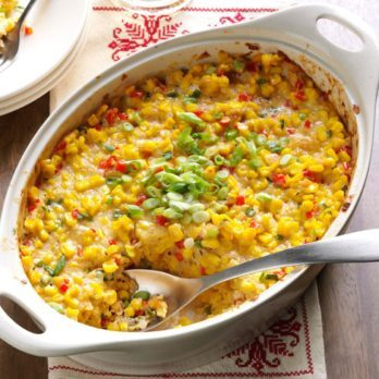 10 Low-Sodium Side-Dish Casseroles Even Grandma Would be Proud Of