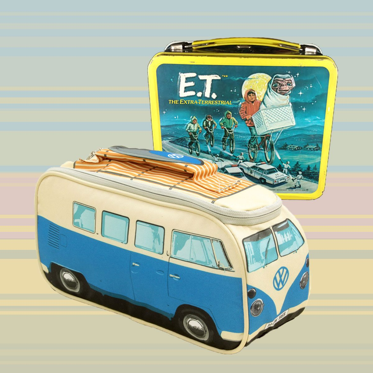 7 Old-School Lunch Boxes That'll Take You Back