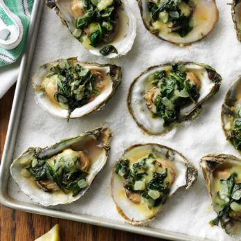 8 Oyster Recipes for When You're Feeling Fancy