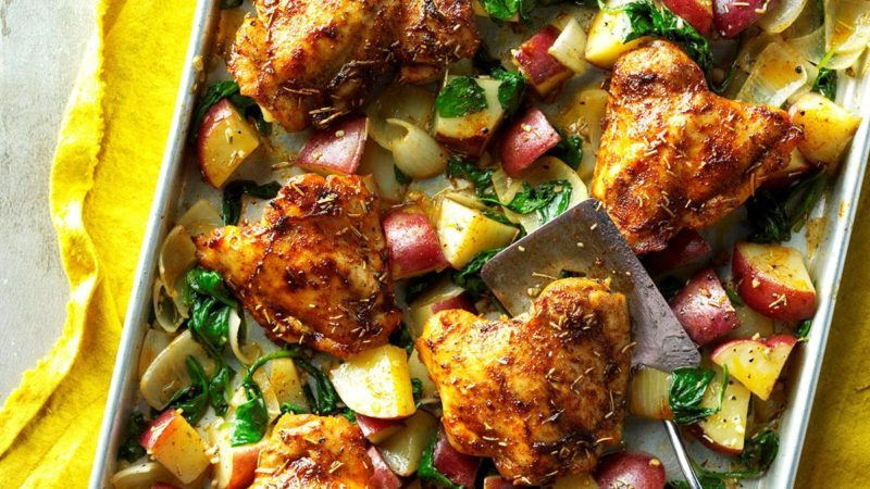 How to Perfectly Roast Chicken Thighs Every Single Time