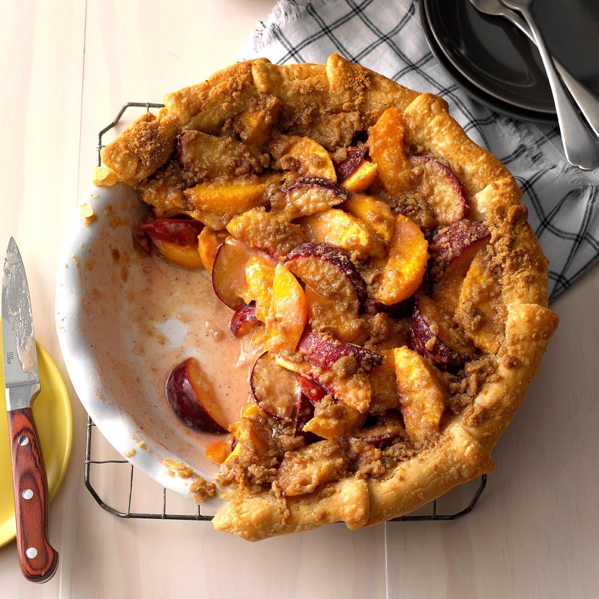 33 of Our Best Peach Dessert Recipes
