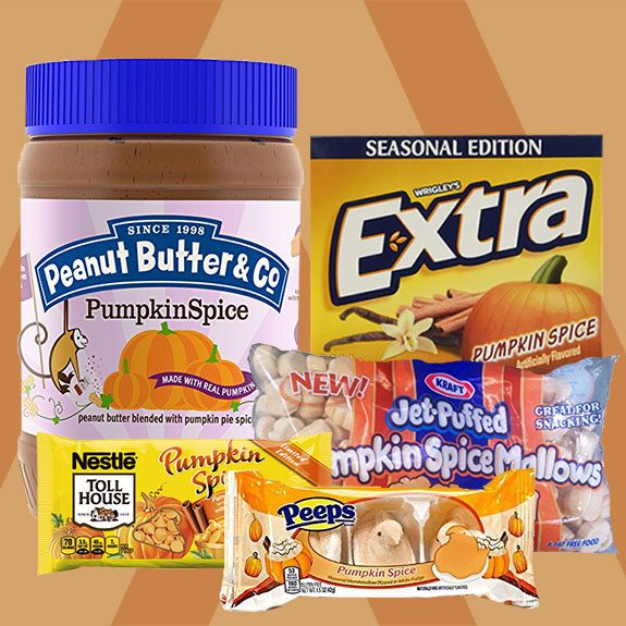 15 Foods We Never Thought Would Taste Like Pumpkin Spice