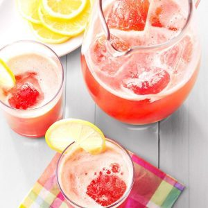 Raspberry Lemonade Concentrate